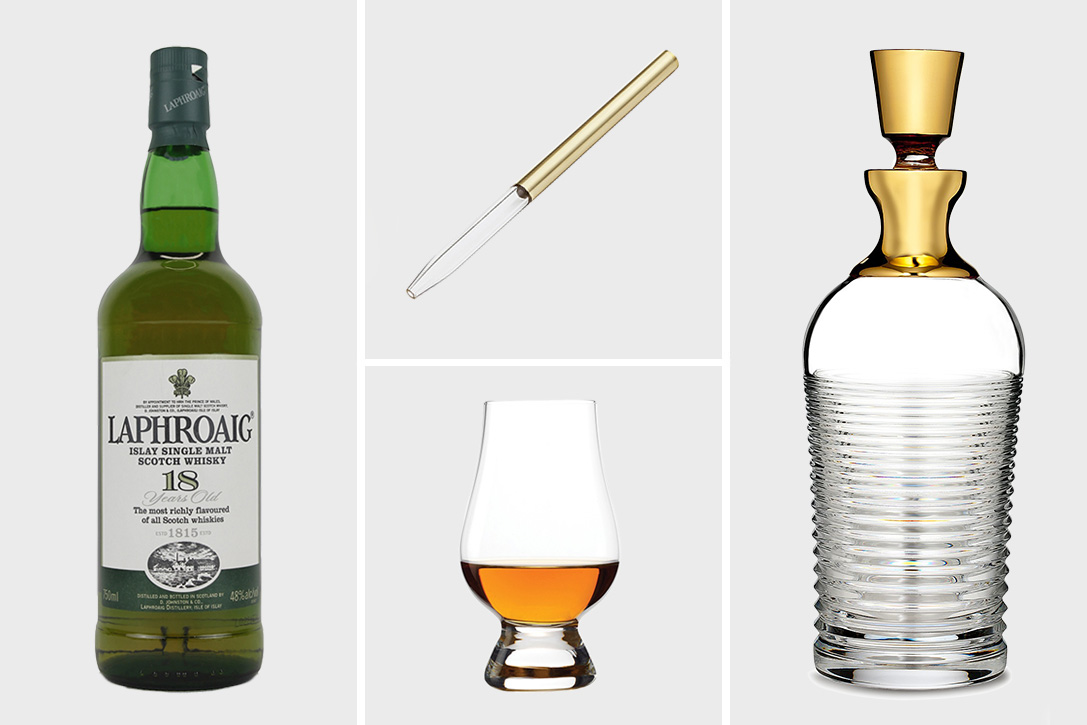 What Type Of Glass Do You Drink Whiskey In