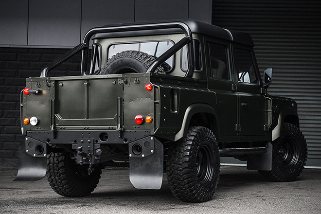 Land Rover Defender Pickup By Project Kahn