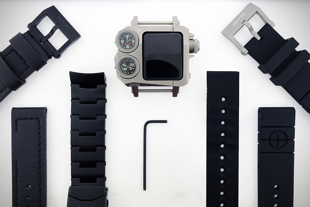 MTM Status Apple Watch Special Ops Case 2