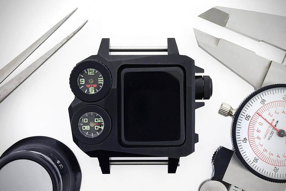 the latest 5b0ee 8c0c9 MTM Status Apple Watch Special Ops Case | HiConsumption