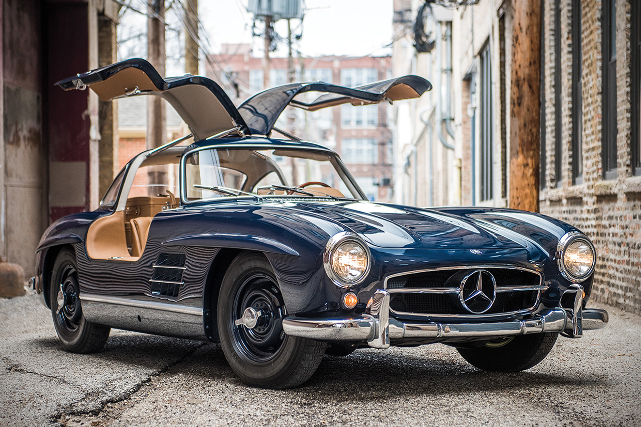 Block A Mercedes Benz