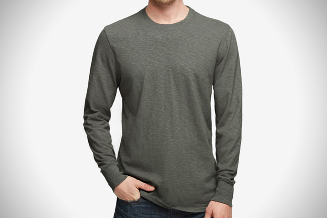 14d3e0b3 15 Best Long Sleeve Shirts For Men | HiConsumption