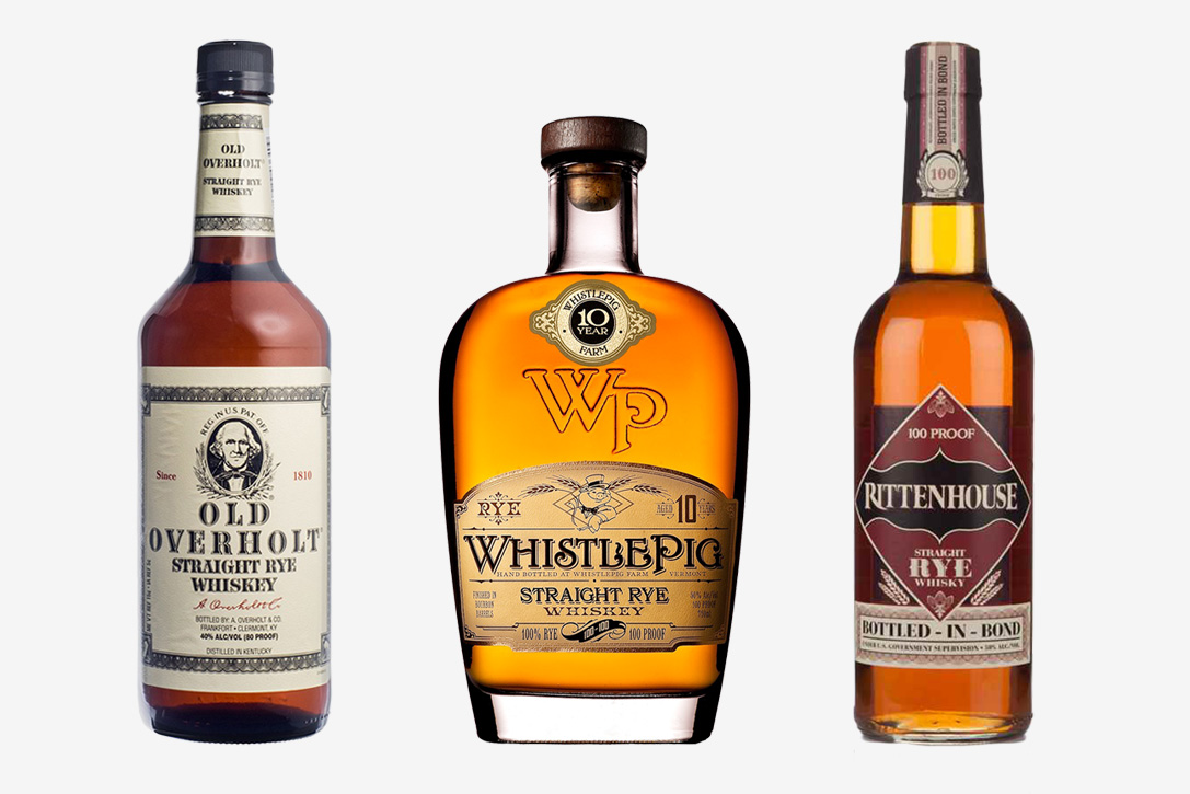 Best Rye Whiskey For An Old Fashioned