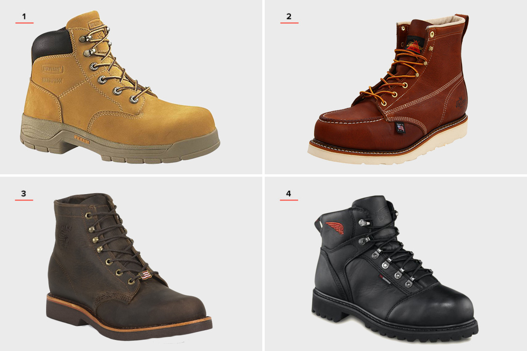 12 Best Steel Toe Work Boots For Men  af6756cfd