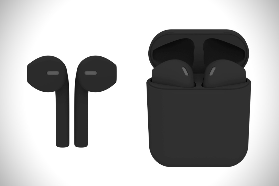 00a42b275ea BlackPods Custom AirPods | HiConsumption