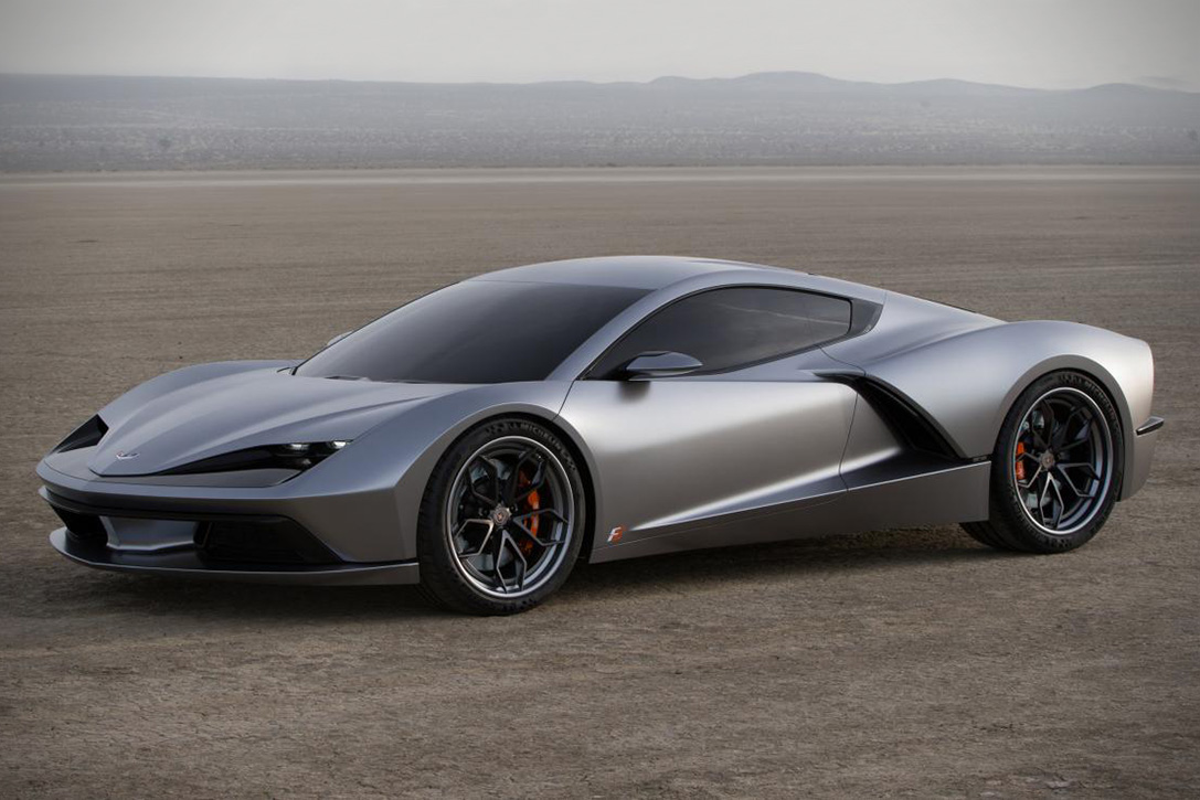 'Fast Eddy' Supercar by Aria Group | HiConsumption