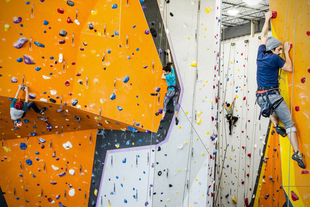 12 Best Rock Climbing Gyms In America | HiConsumption