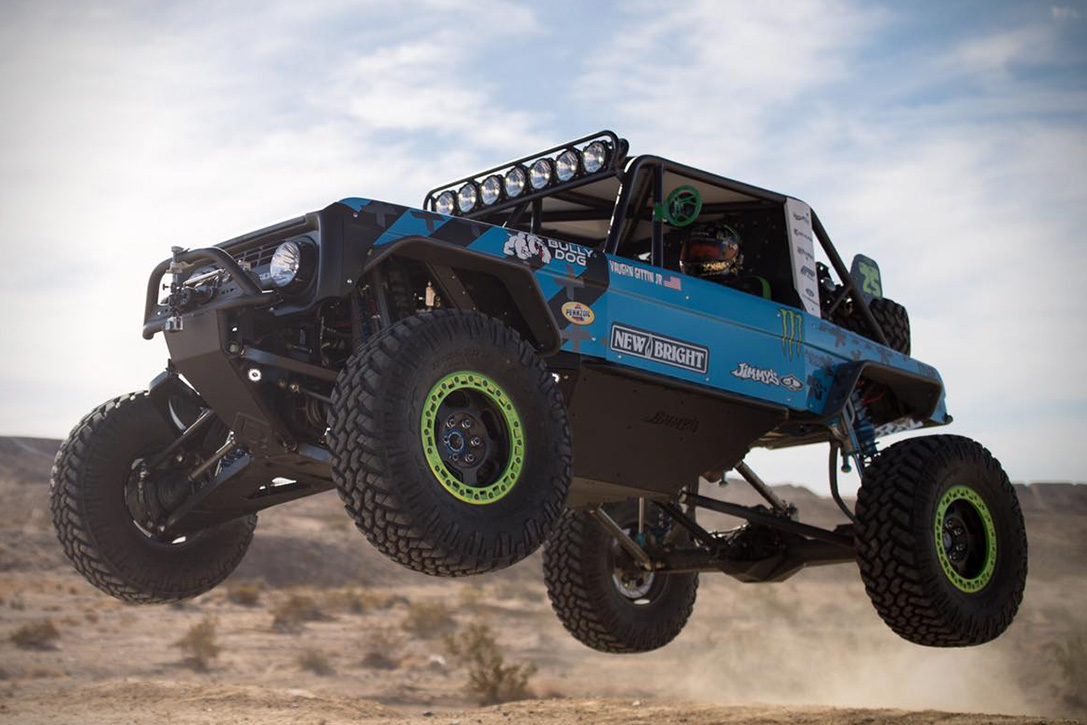 Truck Off Road 4x4 >> Ford Bronco 'Brocky' Off-Road Buggy | HiConsumption