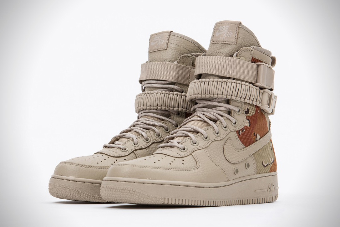 BUY Nike Special Field Air Force 1 Desert Camo | Kixify