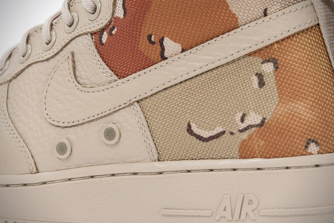 The Nike Special Field Air Force 1 Desert Camo Will Release