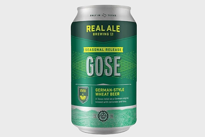 Real Ale Brewing Gose