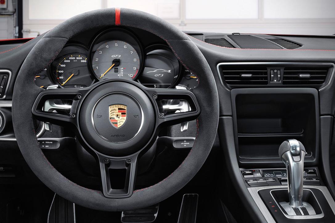 2018 Porsche 911 Gt3 Hiconsumption