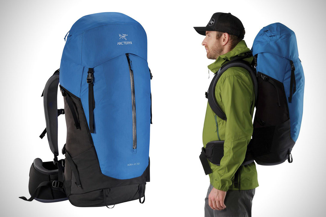 5be95253a48 Arc'teryx Bora AR 50 Hiking Pack | HiConsumption