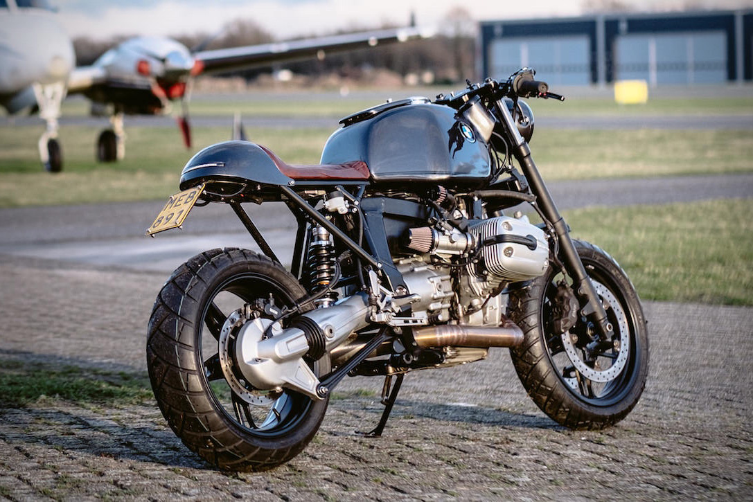 Bmw R1100s By Moto Adonis Hiconsumption