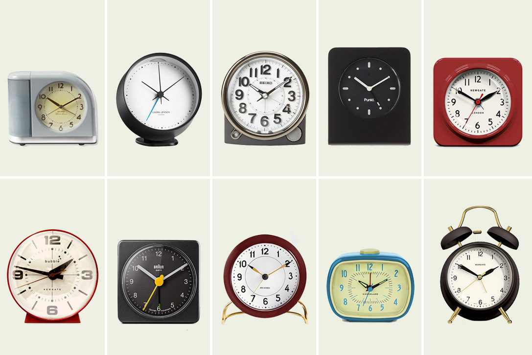 Wake Up Call 10 Best Alarm Clocks Hiconsumption