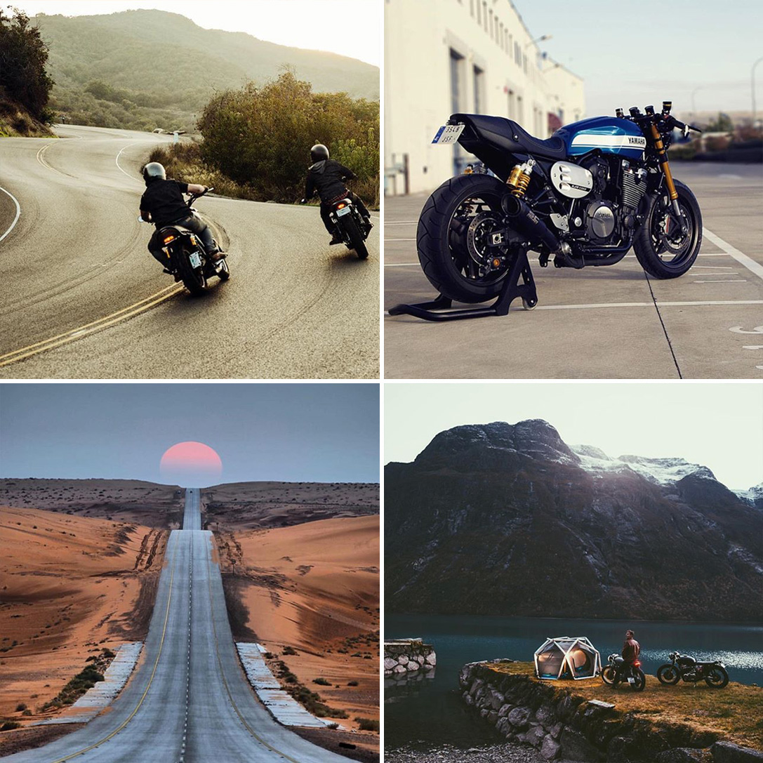 Cafe Racers Of Instagram