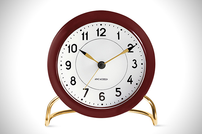 DWR Station Alarm Clock