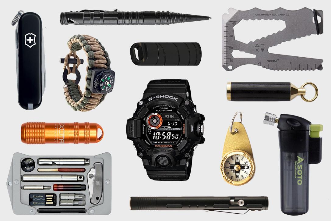 bug out 15 survival edc essentials hiconsumption