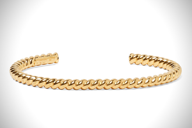 8061334bf01 Cuffed: 10 Best Metal Bracelets For Men | HiConsumption