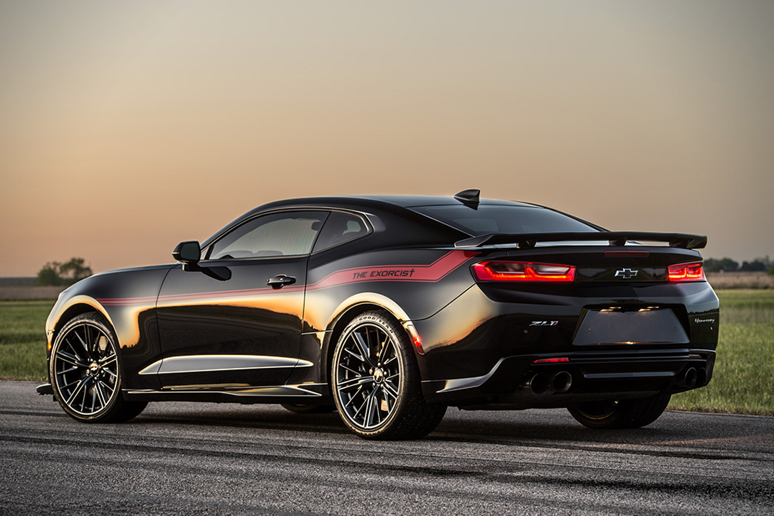 2017 camaro zl1 hennessey exorcist hiconsumption. Black Bedroom Furniture Sets. Home Design Ideas