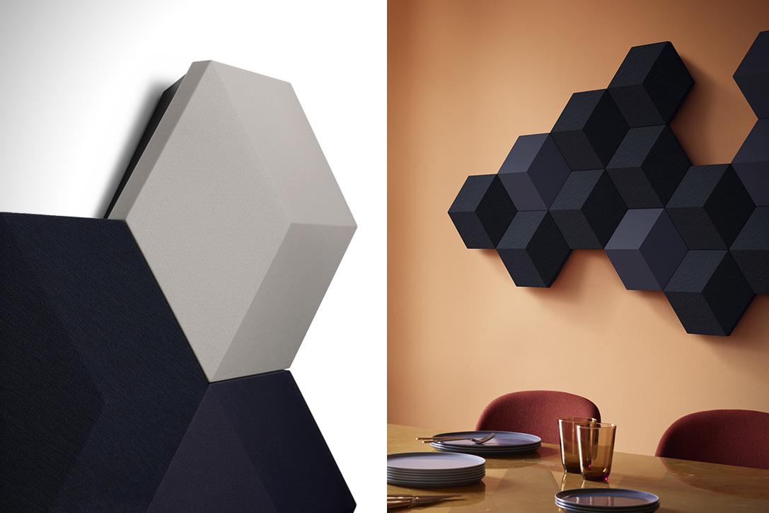 Bang Amp Olufsen Beosound Shape Speakers Hiconsumption