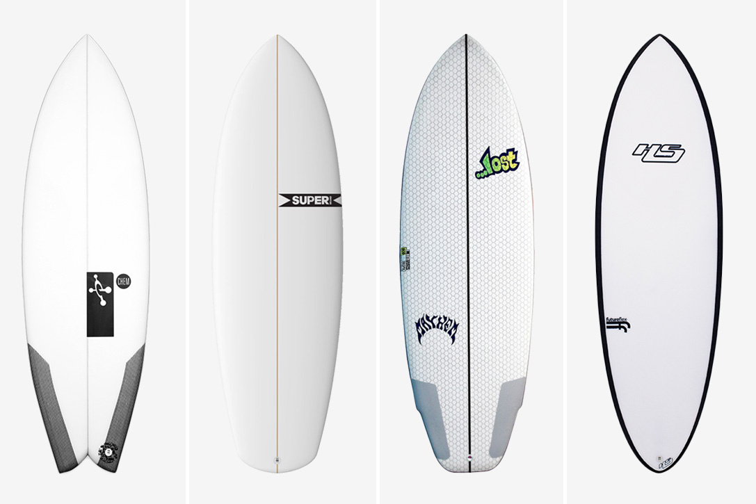 Best Hybrid Surfboards