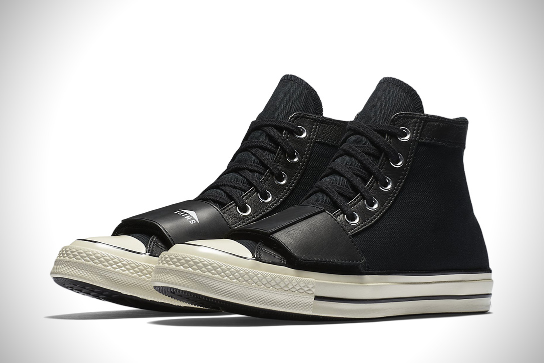 Converse X Neighborhood Motorcycle Chuck Taylors