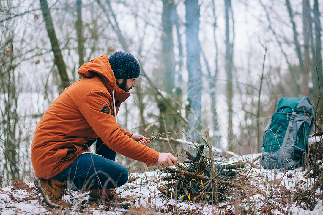 the 8 basic survival skills every man should know