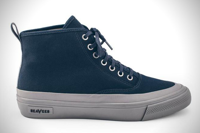 Taylor Stitch x SeaVees Mariner Boot