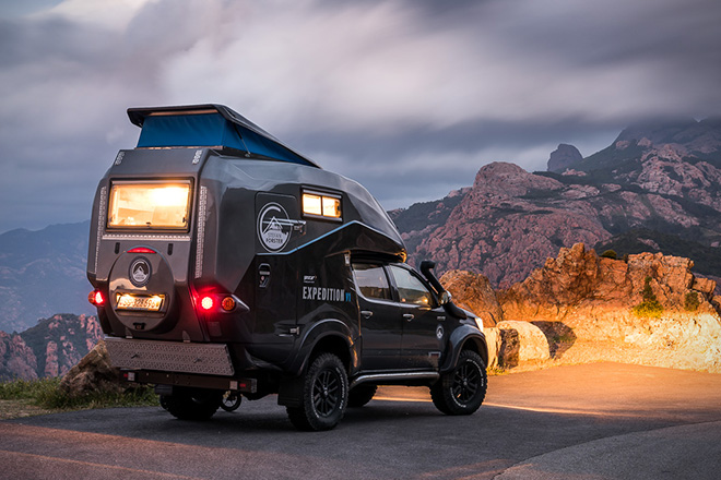Toyota Hilux Expedition V1 Camper Hiconsumption