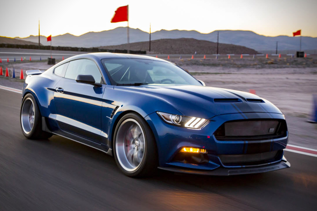 2017 Shelby Mustang Wide Body Super Snake Hiconsumption