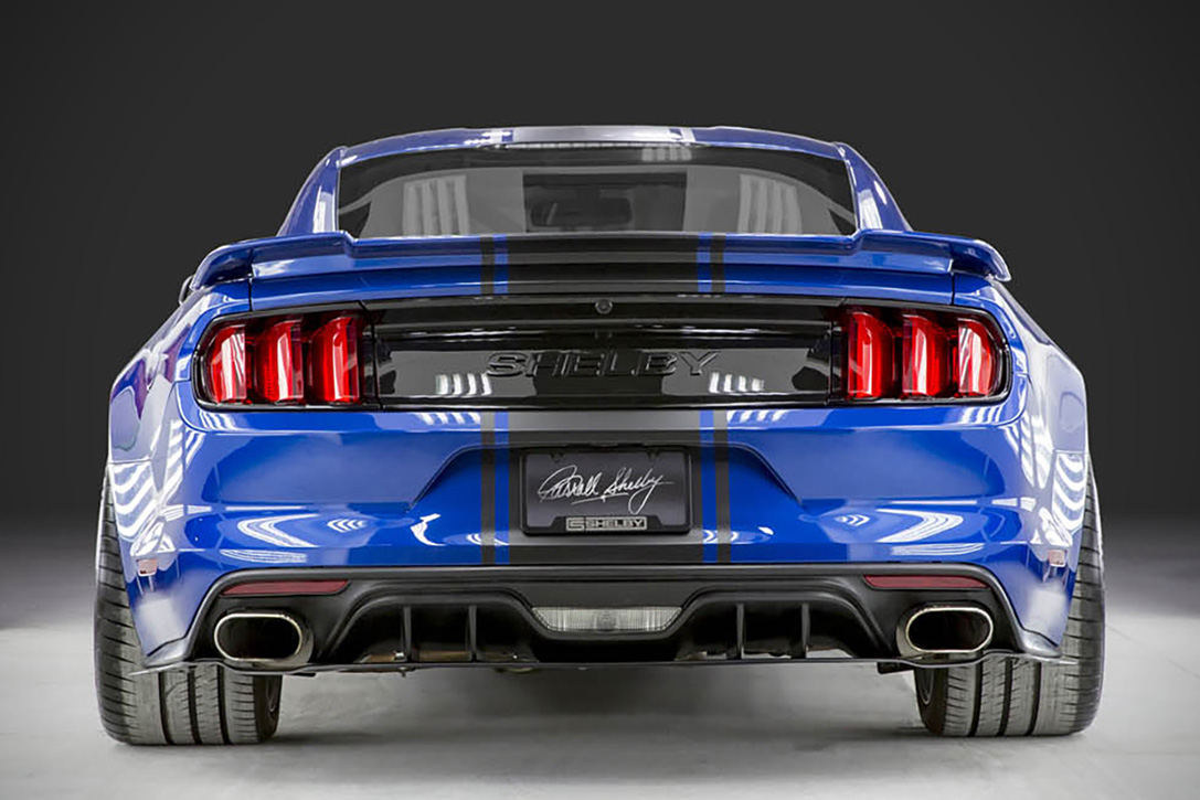 2017 Shelby Mustang Wide Body Super Snake | HiConsumption