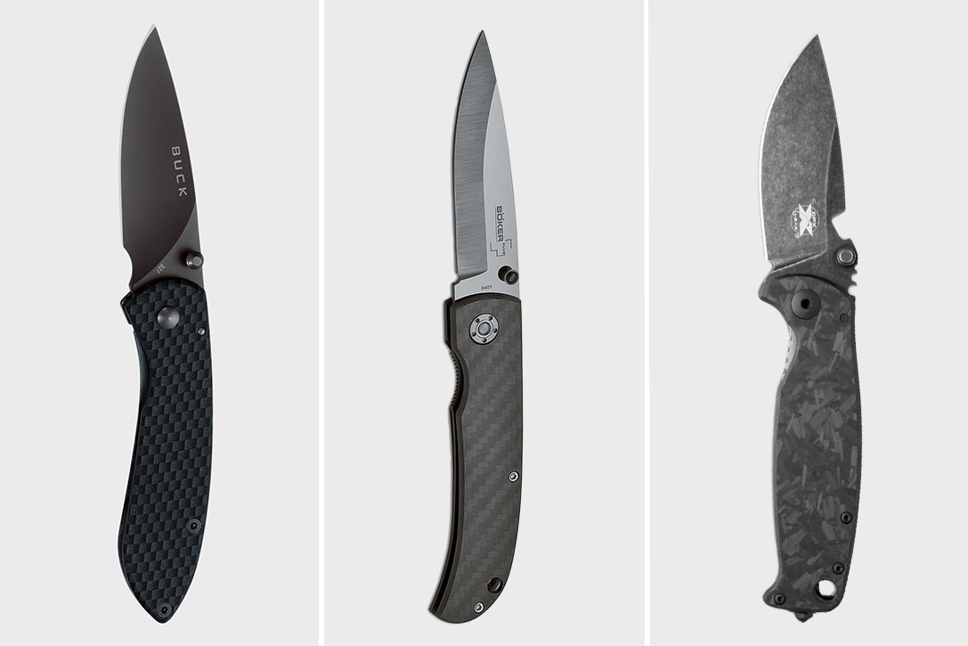 The Complete Guide To Knife Handle Materials | HiConsumption