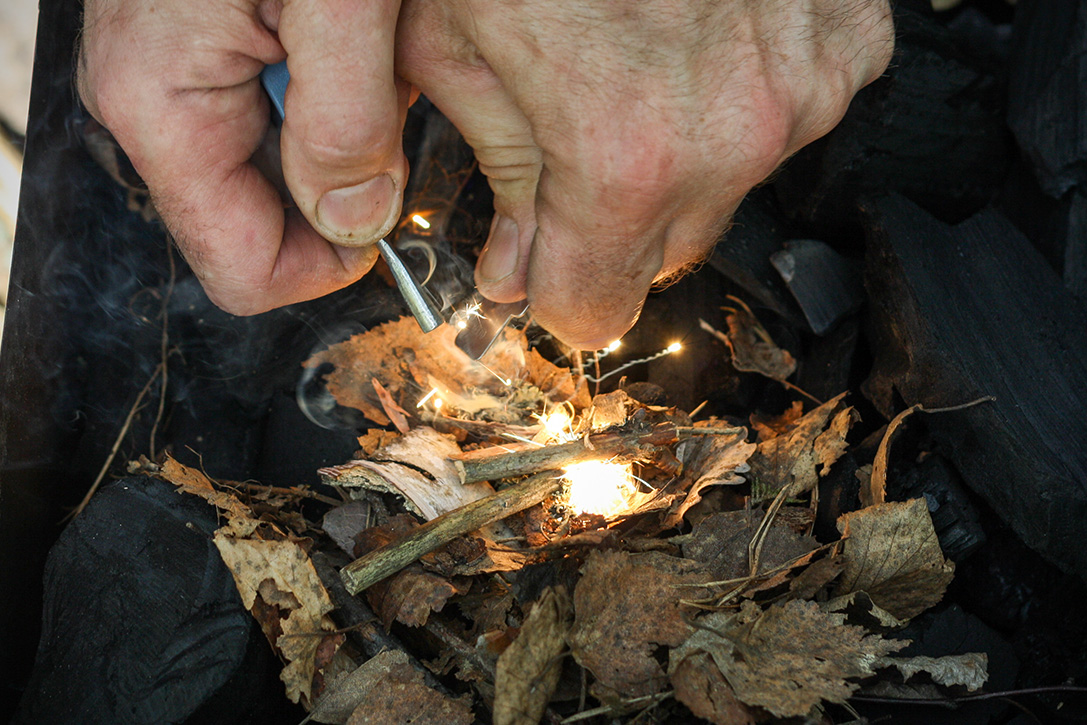 How To Start A Fire Without Matches Hiconsumption