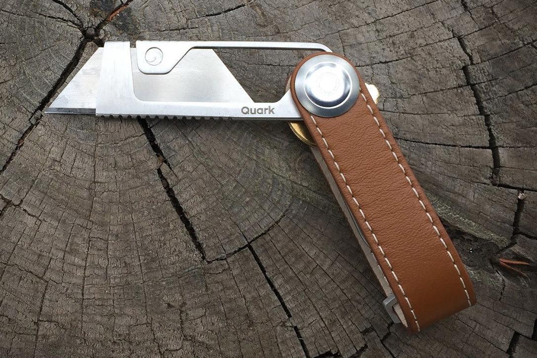 Quark Tool Keychain Utility Knife Hiconsumption