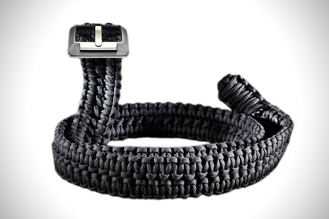 RattlerStrap Paracord Belt