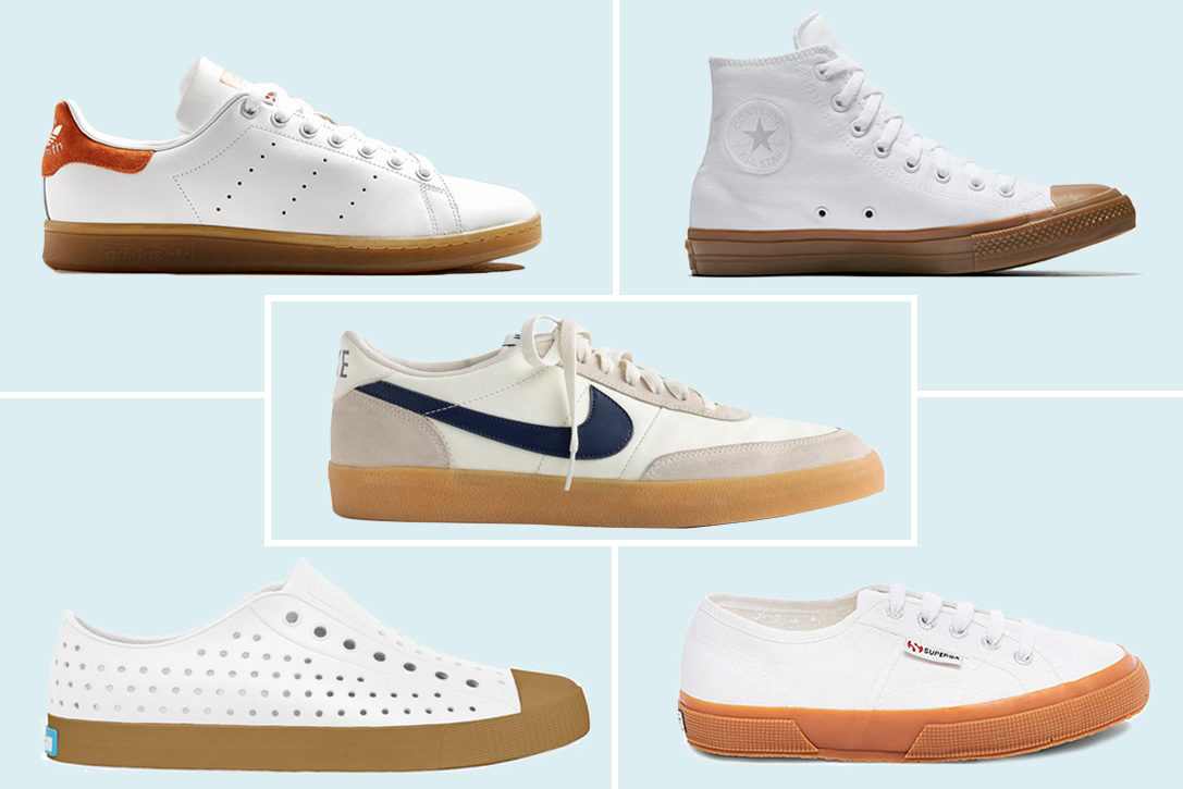 3a68742bb68ad The 10 Best Gum Sole Sneakers For Men