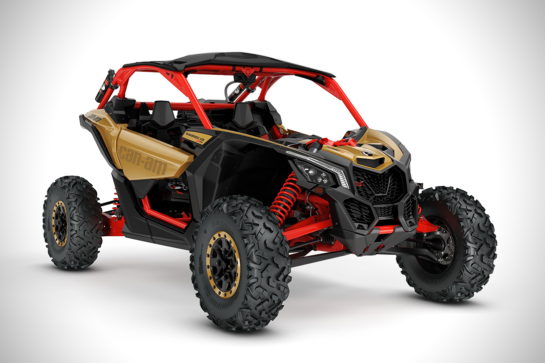 2018 can am maverick x3 x rs turbo r hiconsumption. Black Bedroom Furniture Sets. Home Design Ideas