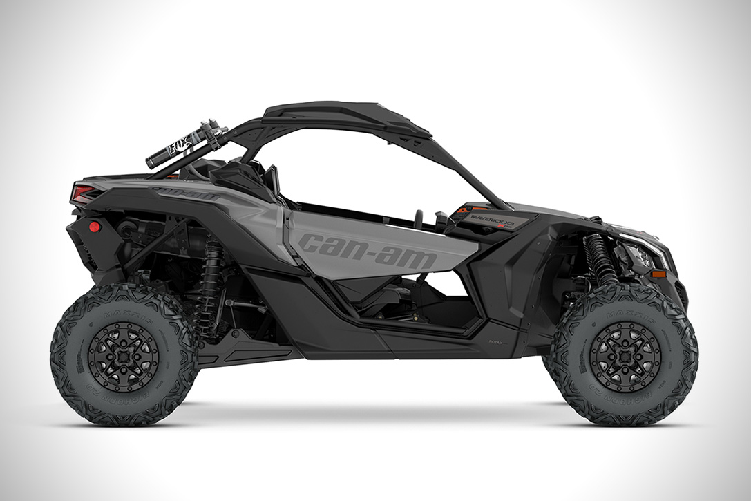 Can Am Side By Side For Sale >> 2018 Can-Am Maverick X3 X RS Turbo R | HiConsumption
