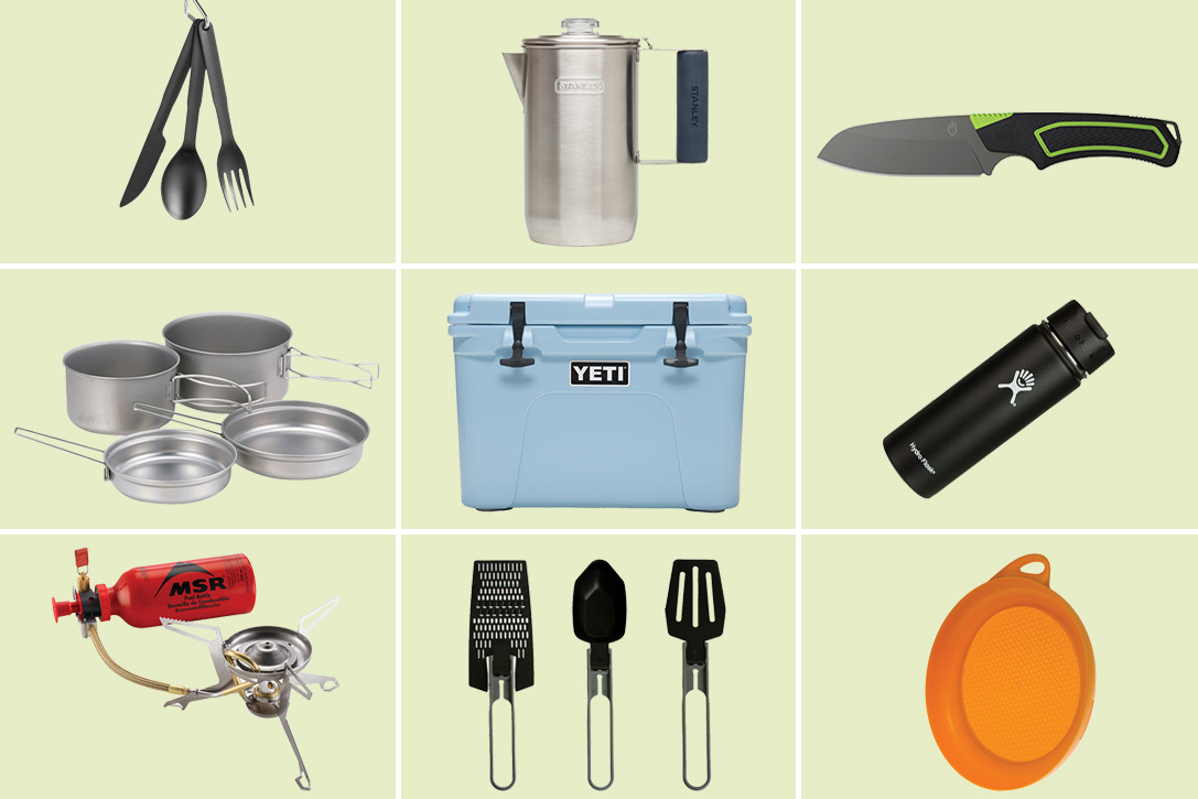 12 Backcountry Cooking Essentials For Camping   HiConsumption
