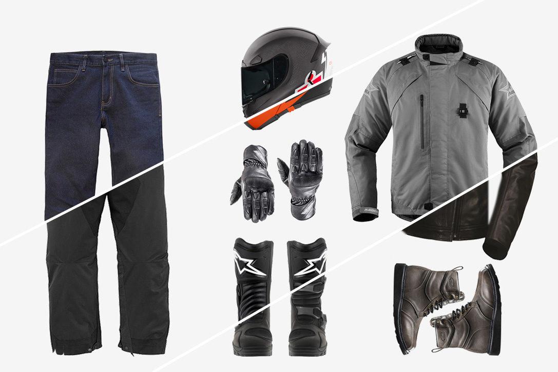 pembonceng motosikal pakaian