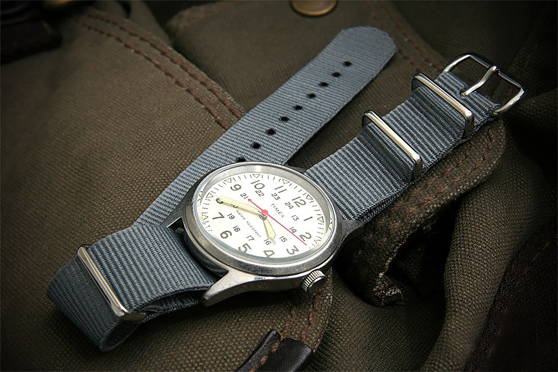 2a2f072935e Troop Time  10 Best NATO Watch Straps