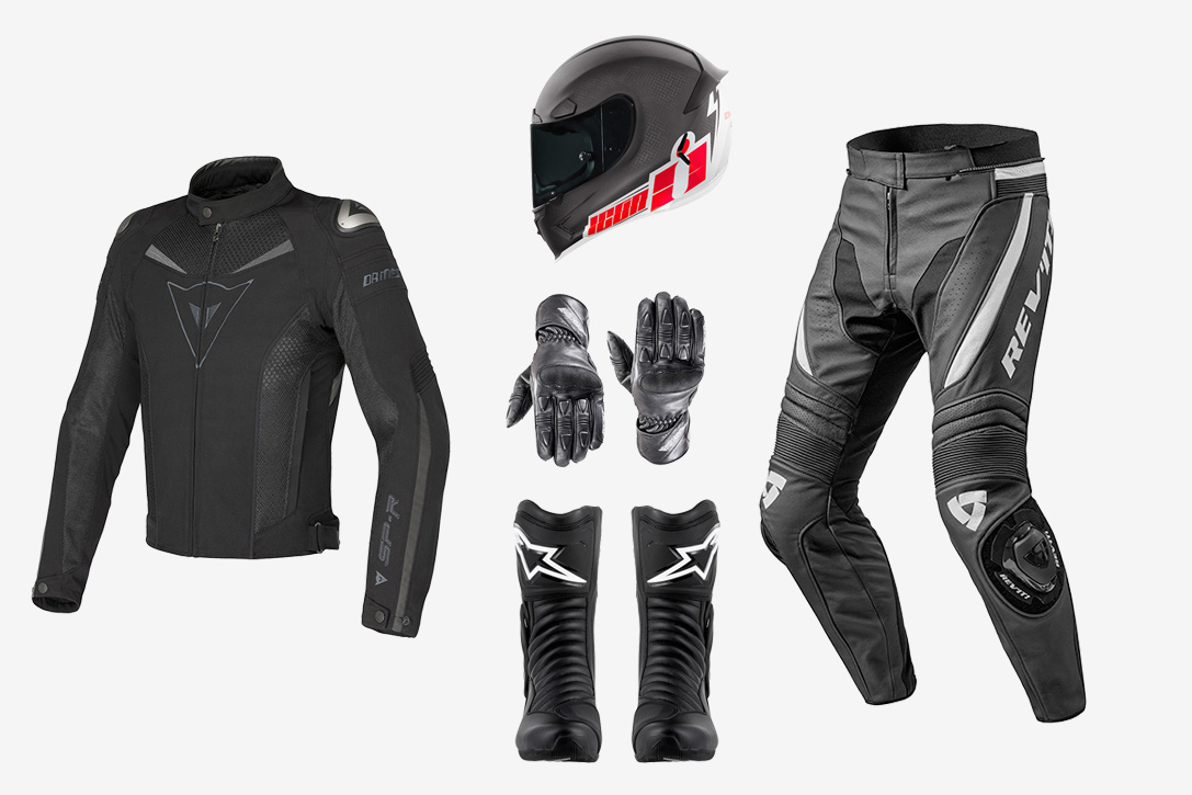 Sportbike Riding Boots >> The Best Motorcycle Gear For Every Rider | HiConsumption