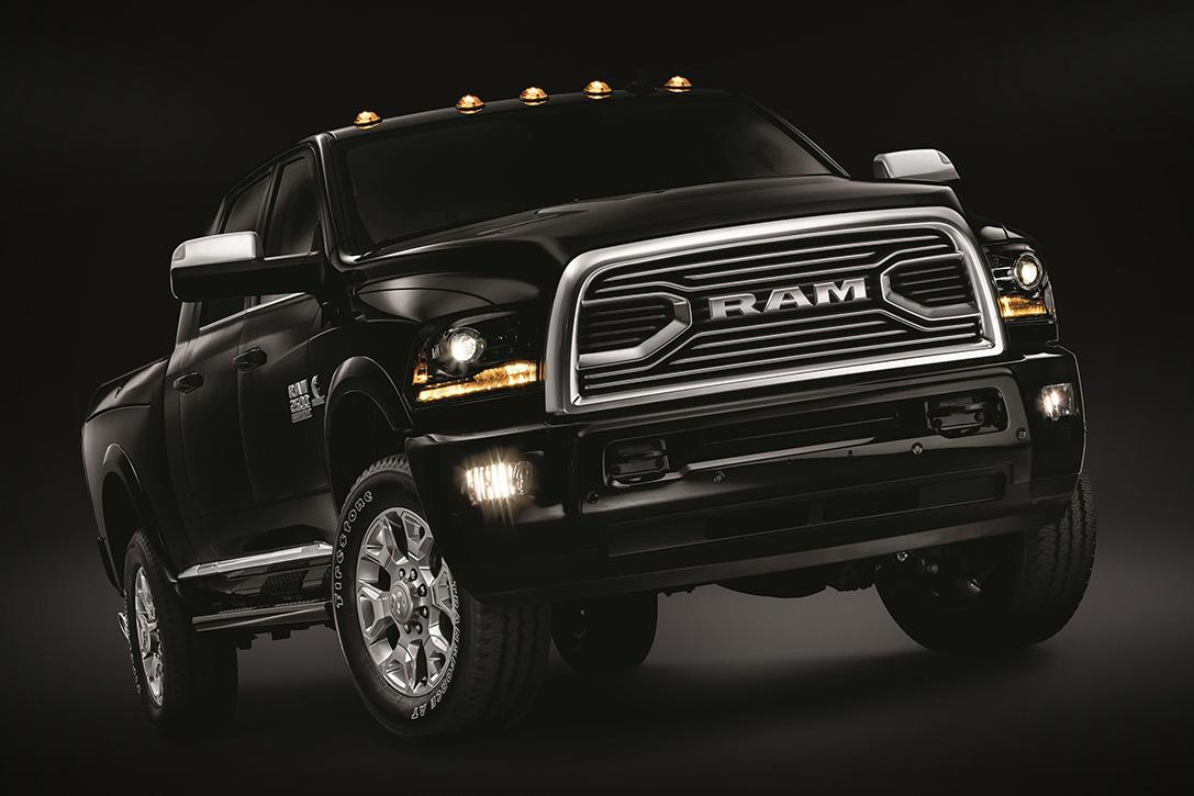 Dodge Ram 2017 >> 2018 Dodge Ram Tungsten Edition Truck   HiConsumption
