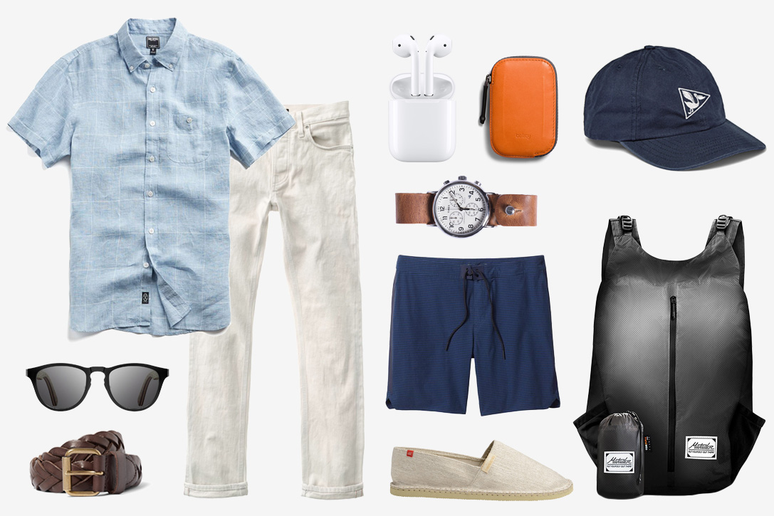 7877be5e2fa Sunny Skies  35 Men s Summer Style Essentials