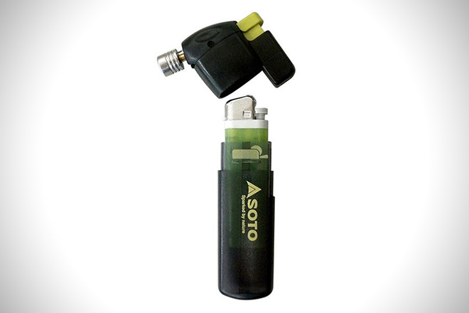 Soto Pocket Torch