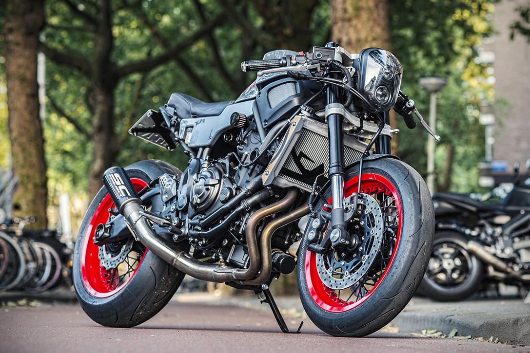 Yamaha xsr700 39 chronos joyride 39 hiconsumption for Yamaha tw 250