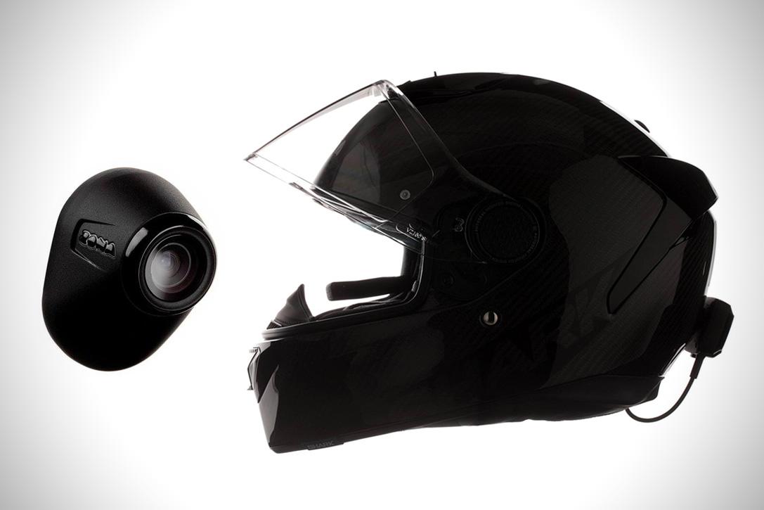 Zona Rear View Motorcycle Helmet Camera Hiconsumption