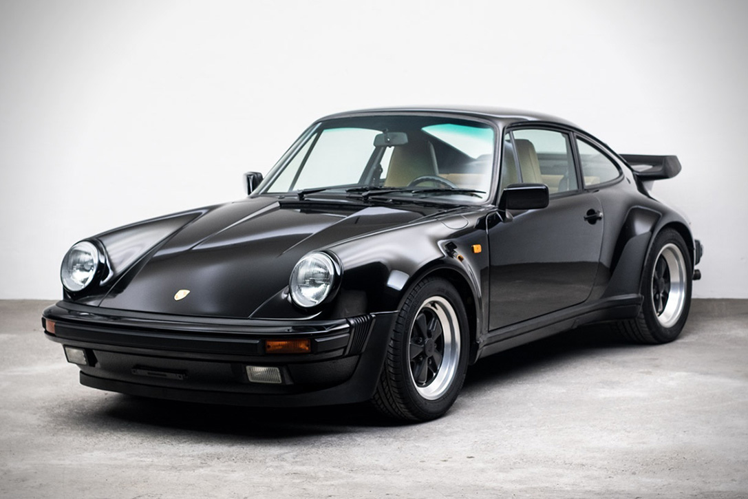 2019 Porsche 911 Turbo S >> Auction Block: 1989 Porsche 911 Turbo | HiConsumption