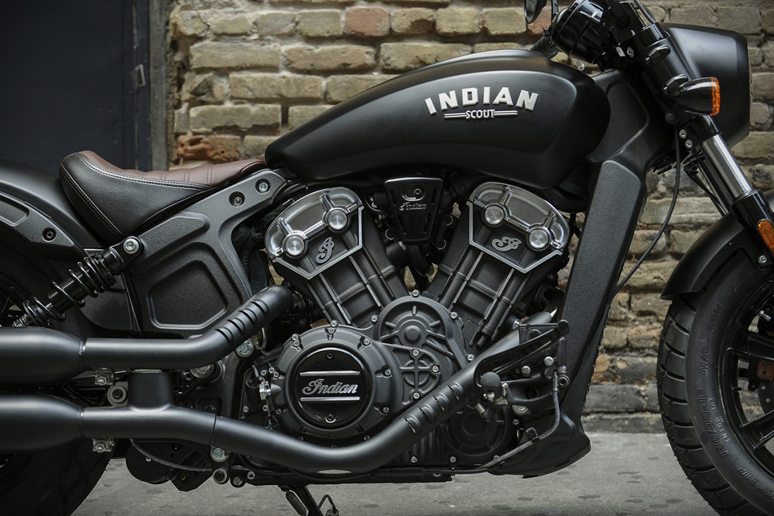2018 Softail Slim Review >> 2018 Indian Scout Bobber | HiConsumption